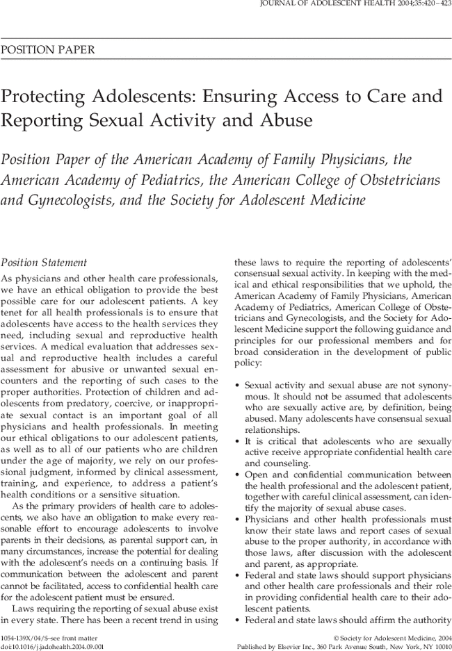 what is sexual abuse pdf