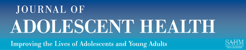 Journal of Adolescent Health Home